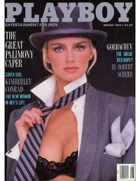 Playboy USA - August 1988