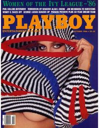 Playboy USA - October 1986