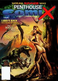 Penthouse Comix - Issue 23 - June 1997