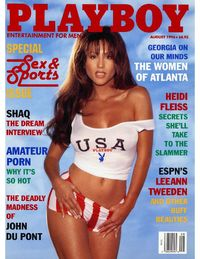 Playboy USA - August 1996