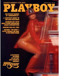 Playboy USA - March 1976