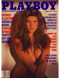 Playboy USA - March 1991
