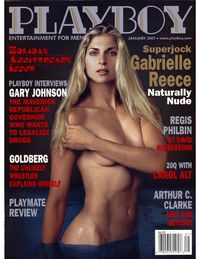 Playboy USA - January 2001