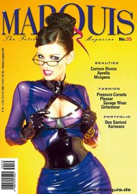 Marquis Magazine English Edition - May 2005