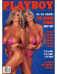 Playboy USA - September 1991