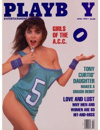 Playboy USA - April 1990