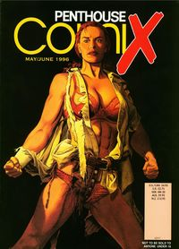 Penthouse Comix - Issue 13 - May-June 1996