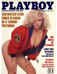 Playboy USA - August 1990
