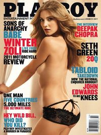 Playboy USA - March 2011