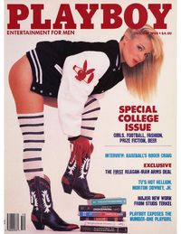 Playboy USA - October 1988