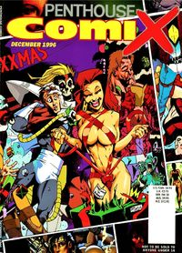 Penthouse Comix - Issue 18 - December 1996