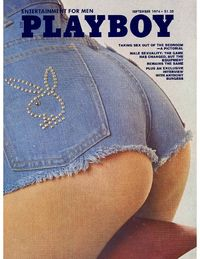 Playboy USA - September 1974
