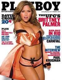 Playboy USA - March 2012
