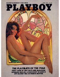 Playboy USA - June 1975