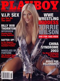Playboy USA - May 2003