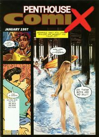 Penthouse Comix - Issue 19 - January 1997