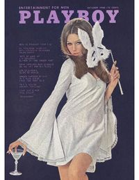 Playboy USA - October 1968
