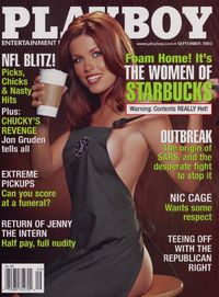 Playboy USA - September 2003