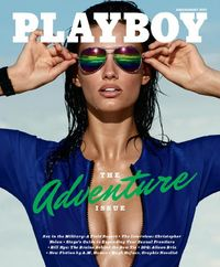 Playboy USA - July-August 2017