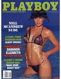Playboy USA - August 1999