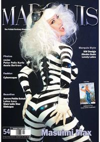 Marquis Magazine English Edition - April 2012