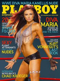 Playboy USA - April 2008