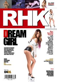 RHK Magazine - Issue 83 - April 1, 2016