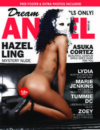Dream Angel Nude Magazine - Issue 2 - September 2018
