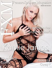 FemmeXposure Magazine - Issue 33 - February 2015