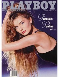 Playboy USA - August 1987
