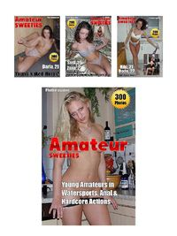 A1 Angels Sexy Girls Adult Photo Magazine - August 2018