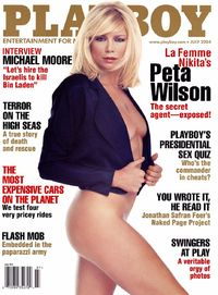 Playboy USA - July 2004