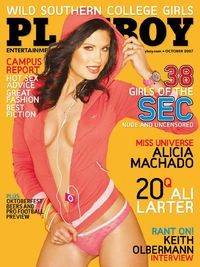 Playboy USA - October 2007