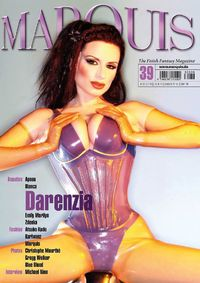 Marquis Magazine English Edition - September 2006