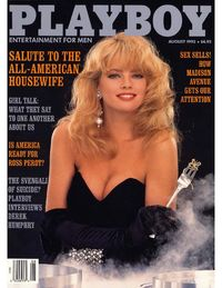 Playboy USA - August 1992