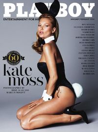 Playboy USA - January-February 2014