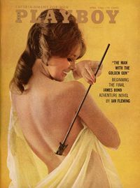 Playboy USA - April 1965