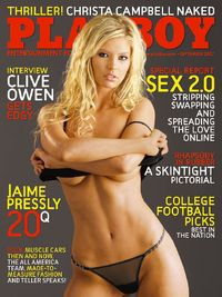 Playboy USA - September 2007
