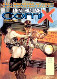Penthouse Comix - Issue 16 - October 1996