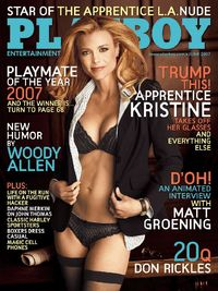 Playboy USA - June 2007