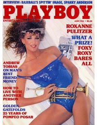 Playboy USA - June 1985