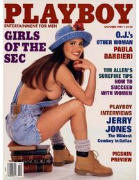 Playboy USA - October 1994