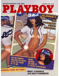 Playboy USA - October 1976