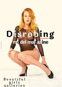 Disrobing model magazine - January-February 2021