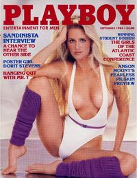 Playboy USA - September 1983