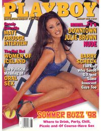 Playboy USA - August 1998
