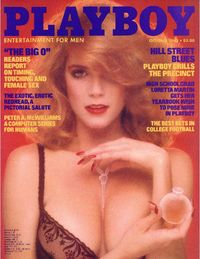 Playboy USA - October 1983