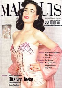 Marquis Magazine English Edition - December 2010