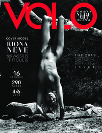 VOLO Magazine - Issue 60 - Natural Beauty - August 2018