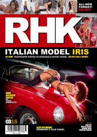 RHK Magazine - Issue 81 - March 15, 2016